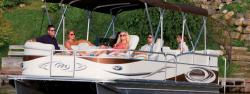 2009 - Manitou Boats - 24 Legacy