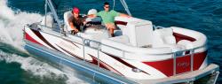 2009 - Manitou Boats - 24 Osprey Pro