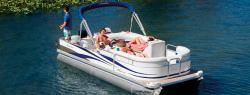 2009 - Manitou Boats - 22 Osprey