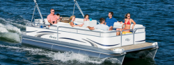 2009 - Manitou Boats - 16 Aurora