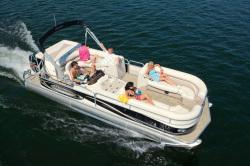 2010 - Manitou Boats - 24 Legacy