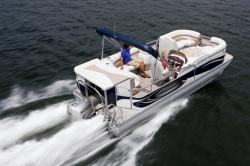 2010 - Manitou Boats - 22 Legacy