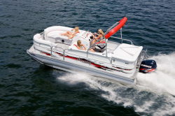 2010 - Manitou Boats - 20 X-plode Cruise