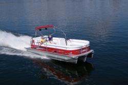 2010 - Manitou Boats - 24 X-plode Sportfish