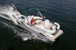 2010 - Manitou Boats - 20 Osprey Pro