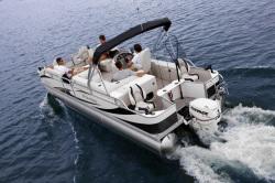 2010 - Manitou Boats - 24 Osprey Pro