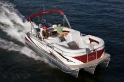 2010 - Manitou Boats - 22 Osprey Pro