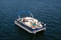 2010 - Manitou Boats - 20 Osprey