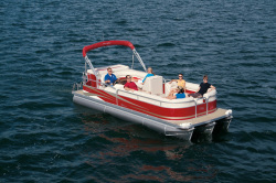 2010 - Manitou Boats - 24 Oasis