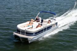 2012 - Manitou Boats - 25 Legacy VP