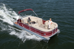2012 - Manitou Boats - 23 Legacy VP