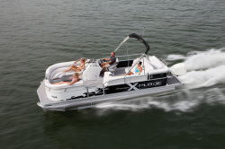 2012 - Manitou Boats - 23 X-Plode SHP