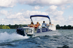 2012 - Manitou Boats - 25 X-plode SHP