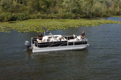 2012 - Manitou Boats - 22 Encore Pro Angler Standard SHP