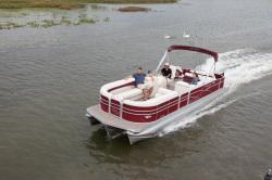 2012 - Manitou Boats - 24 Encore Pro Angler SHP