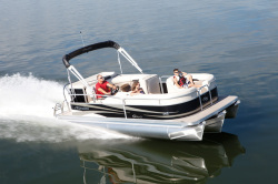 2012 - Manitou Boats - 24 Oasis VP