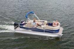 2012 - Manitou Boats - 20 Oasis Angler VP