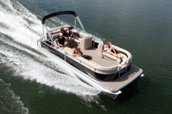 2012 - Manitou Boats - 22 Aurora VP