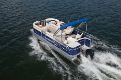 2012 - Manitou Boats - 20 Aurora  VP