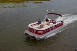 2013 - Manitou Boats - 24 Encore Pro Angler Twin Tube