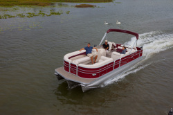 2013 - Manitou Boats - 24 Encore Pro Angler VP