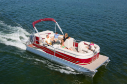 2013 - Manitou Boats - 22 Oasis SHP
