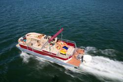 2013 - Manitou Boats - 25 Oasis SESR VP
