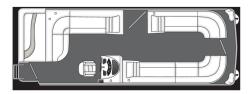 Manitou Boats - 24 Oasis Twin Tube