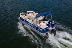 2013 - Manitou Boats - 20 Aurora Twin Tube x25
