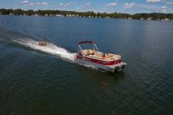 2013 - Manitou Boats - 22 Aurora Twin Tube x23