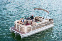 2015 - Manitou Boats - 20 Oasis Angler SHP