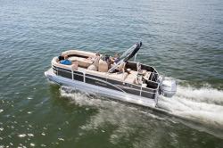 2017 - Manitou Boats - Oasis Angler 22 Standard