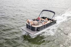 2017 - Manitou Boats - Aurora LE Angler 20 Standard