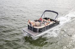 2017 - Manitou Boats - Aurora LE Angler 20 Full Front