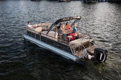 2017 - Manitou Boats - SES 23 Bar