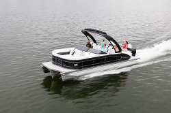 2017 - Manitou Boats - X-Plode 23 SRS Dual Engine