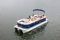 2017 Manitou Boats Oasis 23 RF