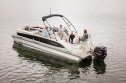 2017 - Manitou Boats - Legacy LT 23 SRS