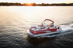 2017 - Manitou Boats - Encore 23 Standard