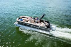 2017 - Manitou Boats - Oasis Angler 20 Standard