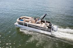 2018 - Manitou Boats - Oasis Angler 22 Standard