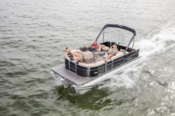 2018 - Manitou Boats - Aurora Angler LE 20 Full Front