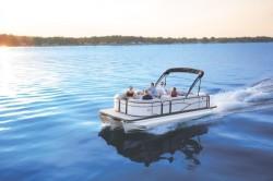2019 - Manitou Boats - Aurora LE 23 Standard