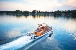 2019 - Manitou Boats - X-Plode 23 RFXW
