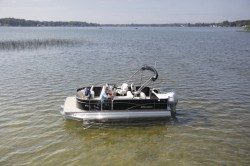 2020 - Manitou Boats - Aurora Angler LE 22 Standard