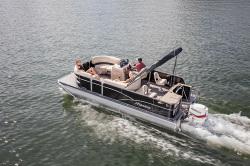 2020 - Manitou Boats - Aurora Angler LE 22 Full Front