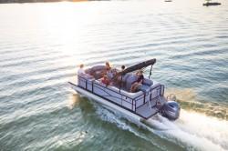 2020 - Manitou Boats - Aurora LE 22 RF
