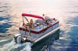 2020 - Manitou Boats - Aurora LE 18 Bar