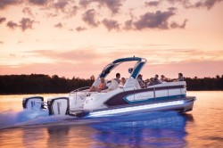2020 - Manitou Boats - X-Plode 23 SLW