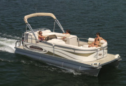 Manitou Boats - 22 Legacy